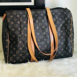 Authentic Louis Vuitton Flanerie 45